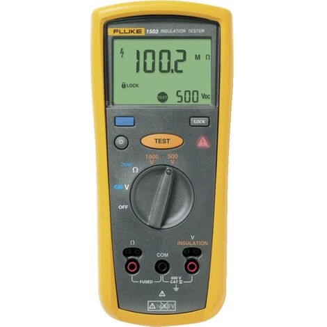 1503/1507 Insulation Testers