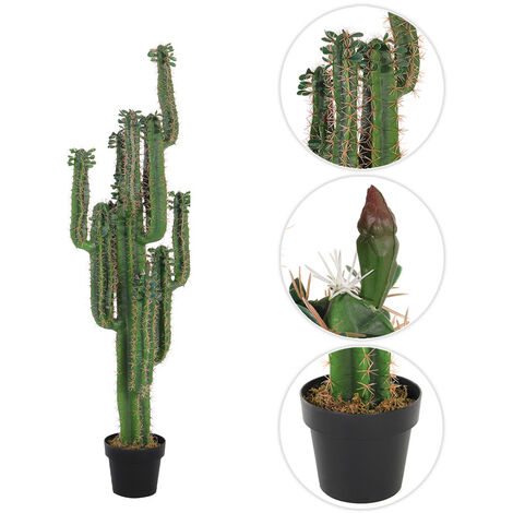 150CM Cactus Tree Artificial Faux Green Plant