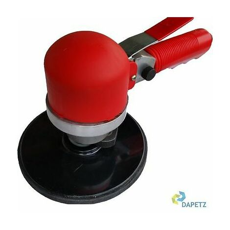 """150mm 6"""" Inch Air Orbital Sander Dual Action Side Exhaust Quality Tool"""