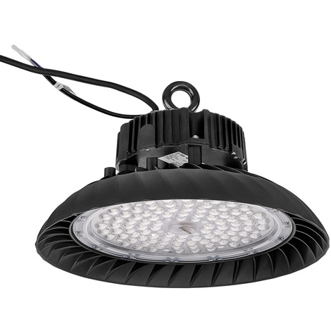 150W 19500LM Dimmable SMD 2835 IP65 UFO LED High Bay Light LED Warehouse Lighting Commercial Bay Lighting
