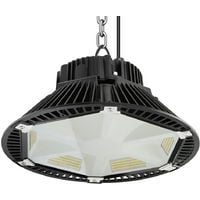 150W 19500LM SMD 2835 IP65 UFO LED High Bay Light White LED Warehouse Lighting Commercial Bay Lighting