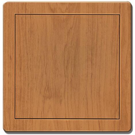 150x150mm Durable ABS Plastic Access Inspection Door Panel Alder Color
