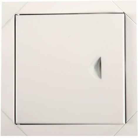 150x150mm Metal White Access Panels Inspection Hatch Access Doors Door Panel