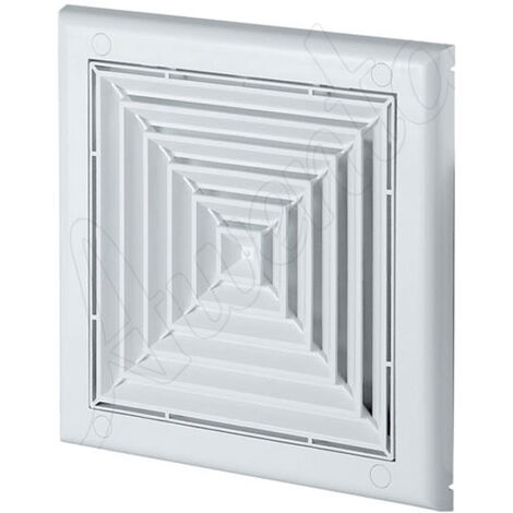 150x150mm mur Grille de ventilation Anti Cap Insectes Net 125mm Diamètre de tuyau