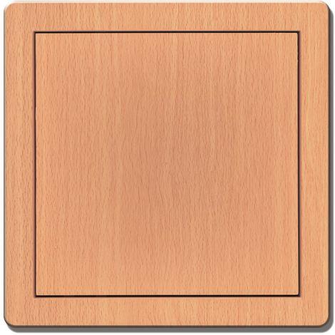 150x200mm Durable ABS Plastic Access Inspection Door Panel Beech Color
