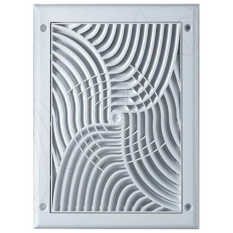 150x220mm Wall Ventilation Grille Cover Anti Insects Net Square Shaped