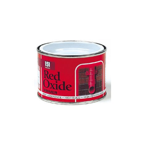 151 Coatings Primer - Red Oxide - 180ml