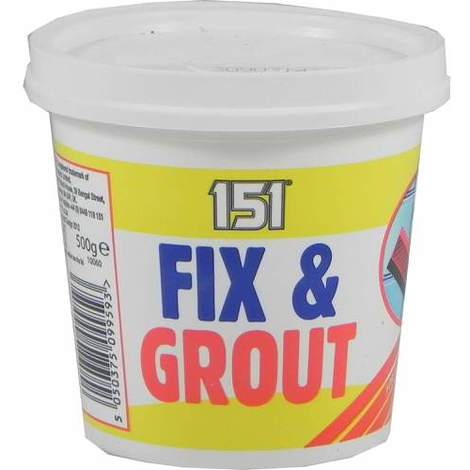 151 Fix & Grout 500g