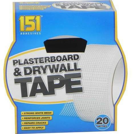 151 Plasterboard and Drywall Tape 20m