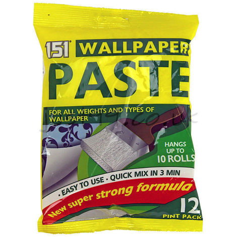 151 Wallpaper Paste - 10 Roll