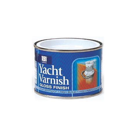 151 Yacht Varnish - Clear Gloss - 180ml