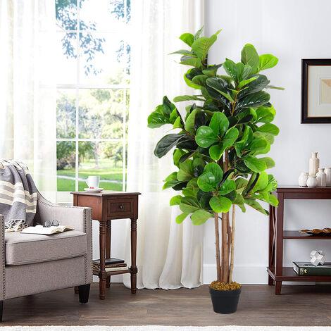 152CM Banyan Tree Artificial Faux Green Plant