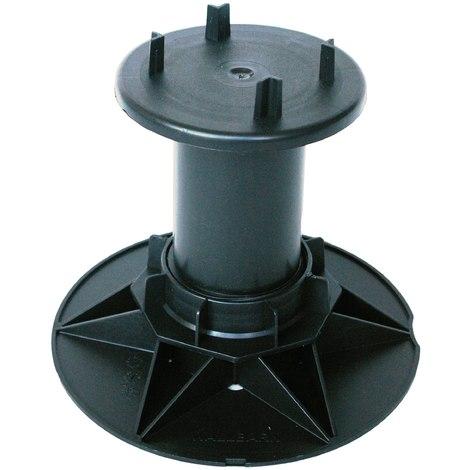 155-190mm Timber Decking Support Pedestal - Wallbarn