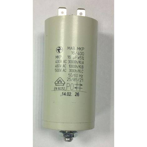 1567 - Condensateur 16uF Pour ALKO SABO WOLF et Autres