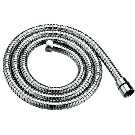 1.5m Chrome Shower Flex Hose