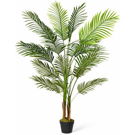 1.5M Phoenix Palm Tree Plant Realistic Artificial Trees Fake Tropical Plant