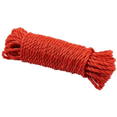 Draper 11673 Corde en polypropyl/ène 30/m x 6/mm