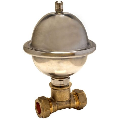 15MM Shock Arrestor Easy Fit Mini Expansion Vessel Anti Water Hammer