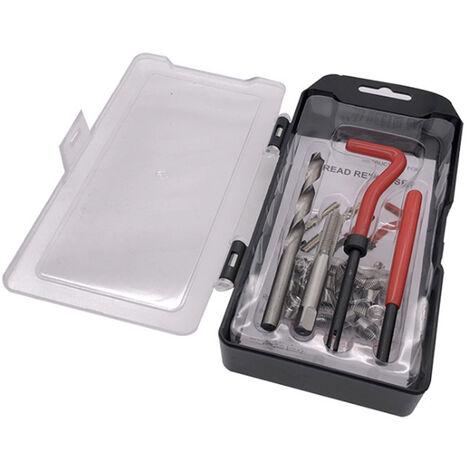 15Pcs M12 X 1,25 Fil Kit De Reparation Helicoil Compatible 12Mm Threads Endommage