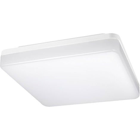 15W Plafonnier Surface LED Dome Trimless1250LM IP44 A+ Mod. VT-8033 -SKU 5567 Blanc Neutre 4000k