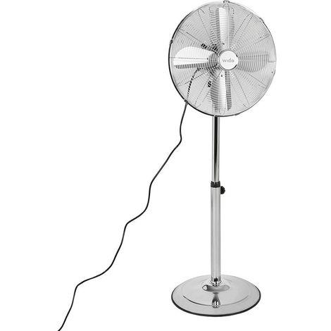 "16"" Chrome Oscillating 3 Speed Fan"