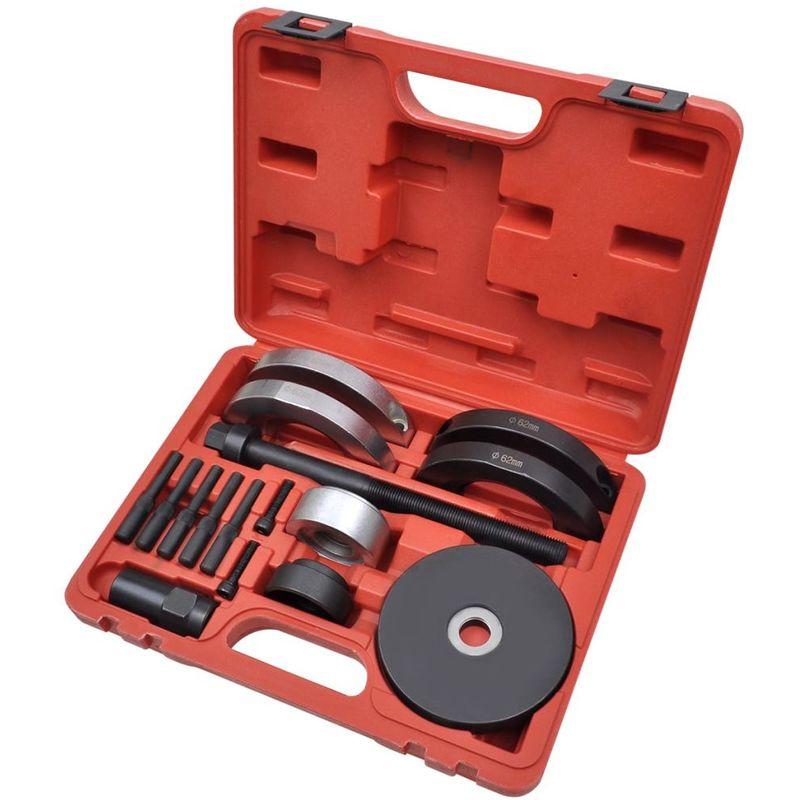 VDTD07788_FR 16 pcs Kit d¡¯outils de roulement de roue 62 mm pour VAG - Topdeal