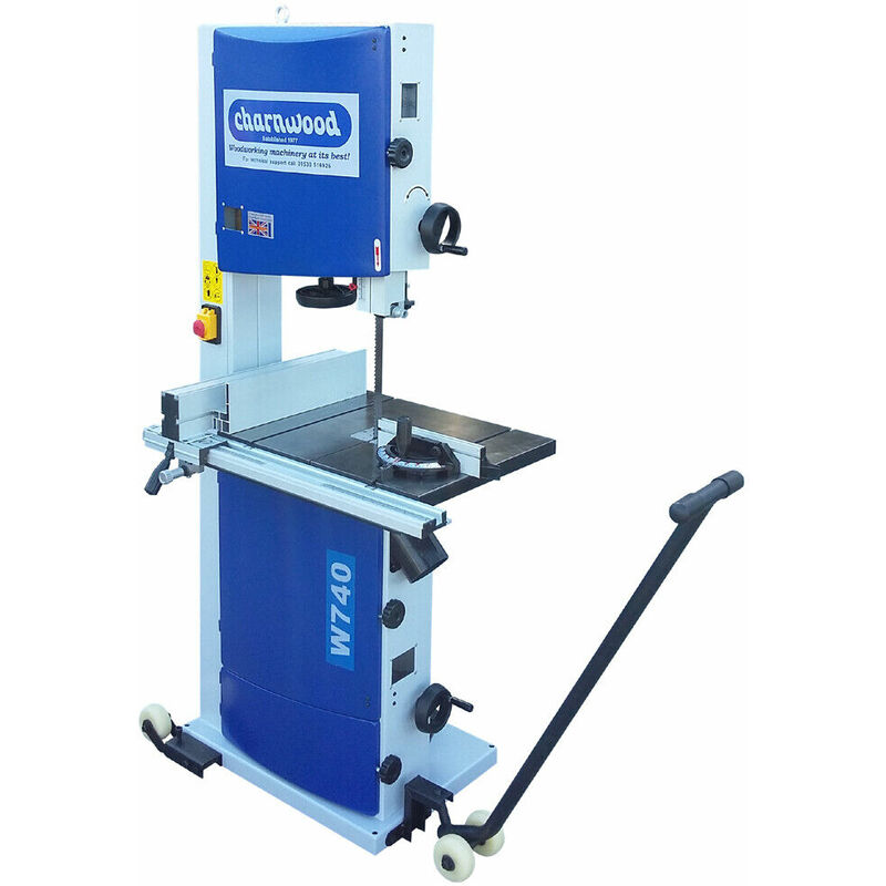Image of 16'' Professional Woodworking Bandsaw - CHARNWOOD