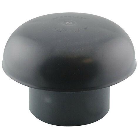 Ø 160, Chapeau de ventilation, couleur ardoise.