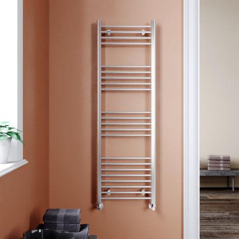 1600 x 500 mm Straight Towel Rail Radiator Bathroom Heated Towel Radiator