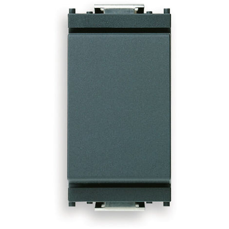 16000 - interruttore vimar idea 1p 10ax grigio illuminazione apparecchio vimar