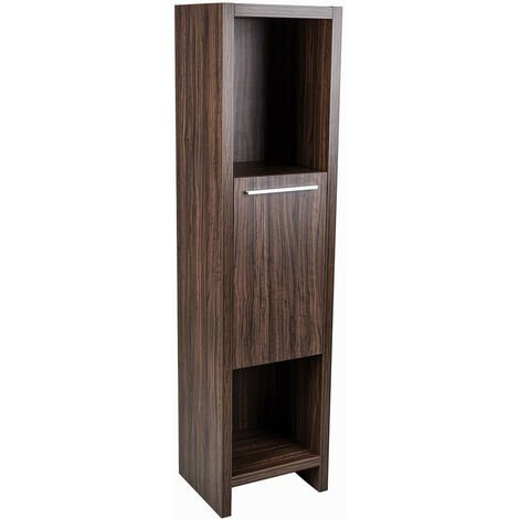 1600mm Tall Storage Unit Cabinet Cupboard Bathroom Storage Furniture