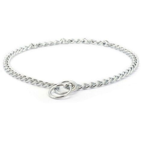 160700 - Heritage Medium Check Chain 60cm/24 Sz 7""