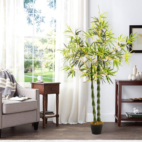 160CM Bamboo Tree Artificial Faux Green Plant