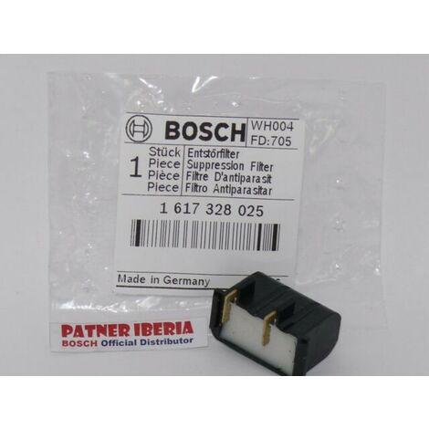 1617328025 Suppression Filter - Condensador BOSCH (locate your machine bellow)