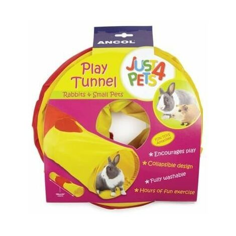 164014 - Just 4 Pets Play Tunnel 128cm