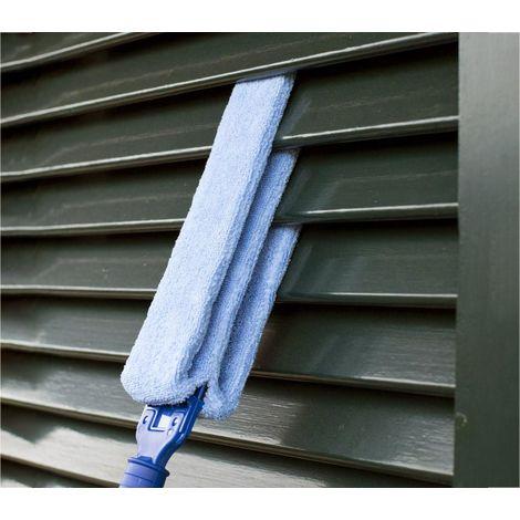 169109 Cepillo limpieza de persiana de microfibra y para limpieza de radiadores