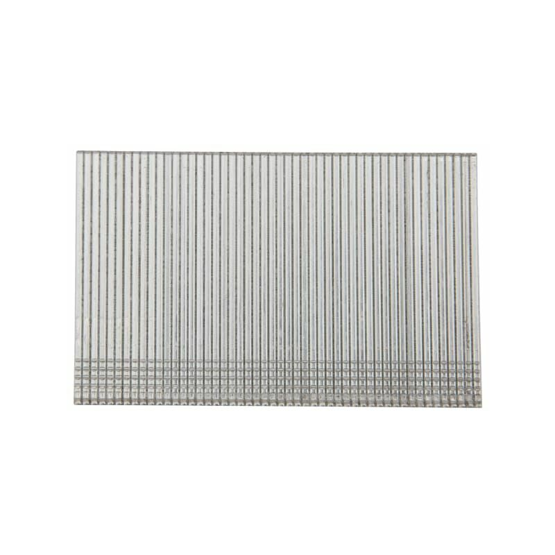 Image of 16Ga Galvanised Finish Nails 45mm Pack of 2 500 (DEWDNBSB1645)