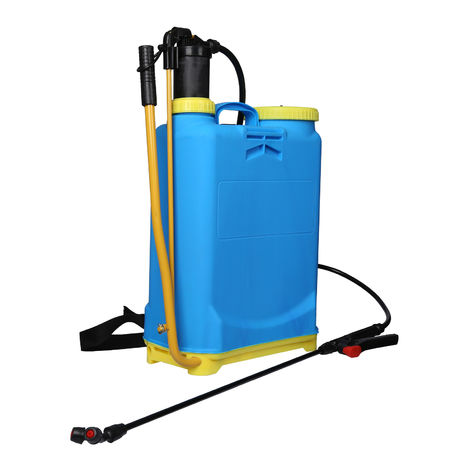 16l Pressure Sprayer with Level Indicator, Spray Pump for on the Back