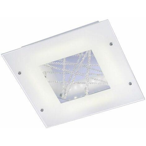 16W LED focos de techo de vidrio de cristal de comedor de luz 4 de la llama Paul Neuhaus 6447-16