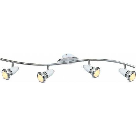 16W LED proyector punto de luz lámpara de luz de techo del sueño Habitaciones Cocina Globo 54381-4