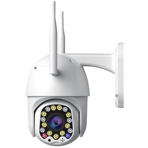 17 LED High Speed WiFi Dome Surveillance Camera