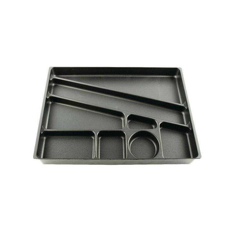 Image of 1712004058 Desk Drawer Organiser Black - Durable