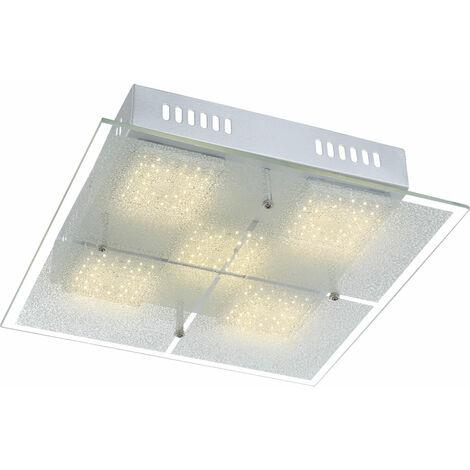 17,5 vatios lámpara de la luz de techo del LED Deckenlampeg accesorio de iluminación Globo 68530-5