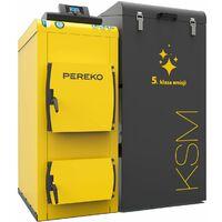 17kw chauffage efficace 5ème classe énergétique chaudière éco-pois charbon pereko ksm