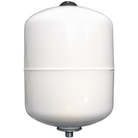 "18 Litre Varem Extravarem LC White Potable Water Expansion Vessel 3/4"" Connection"