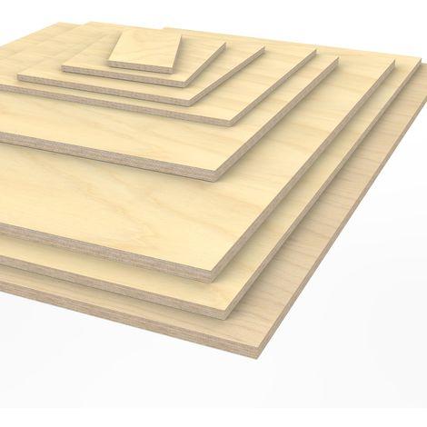 18 Mm Multiplex Platten Zuschnitt Auf Maß Zuschnittform Rechteck