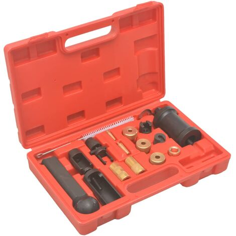 18 Piece Injector Removal & Installer Tool Kit for VAG VW Petrol