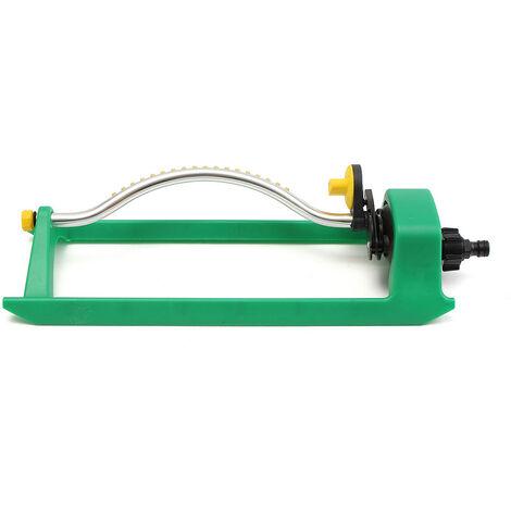 18 Trous Reglable En Alliage D'Arrosage Par Aspersion Pulverisateur Oscillant Oscillator Pelouse Jardin Cour Systeme D'Irrigation