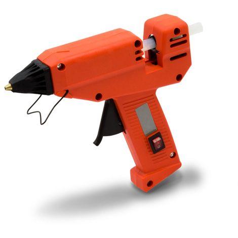 180 Watt Heißklebepistole inkl. 2 Sticks - 11 mm Durchmesser