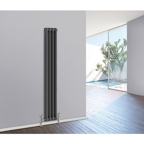 1800 Column Traditional Cast Iron Style Rads Horizontal Vertical Vintage Radiator
